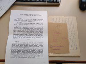 Transcripción de la hoja 141 del tomo II de Verdad Increíble por Jesús Rincón