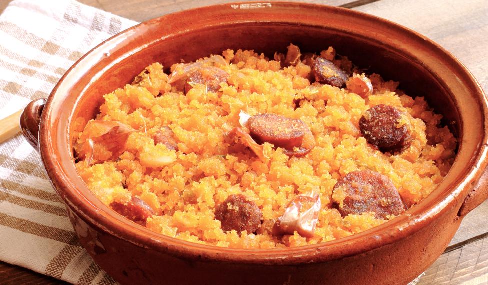 Gastronomía soriana. Migas de pastor