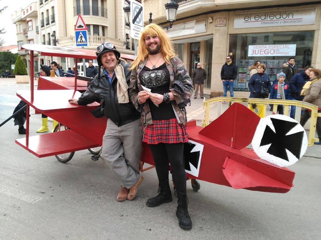 El I Rallye de Autos Locos, un derroche de ingenio y sentido del humor